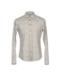 Carven Shirts Light Grey