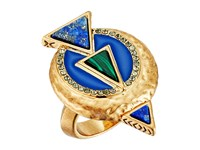 House Of Harlow Hymn Selene Ring Lapis Ring Navy
