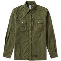 Wtaps Union 03 Shirt Green