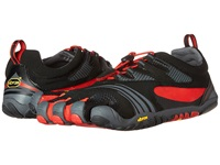 Vibram Fivefingers Kmd Sport Ls Black Red Grey Men's Shoes Gray