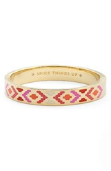Kate Spade Women's New York Idiom Spice Things Up Bangle