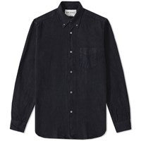 Our Legacy Everyman 1950S Button Down Shirt Black