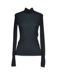 Tara Jarmon Turtlenecks Dark Green
