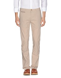 Harmont And Blaine Casual Pants Sand