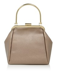 Therapy Ami Occasion Frame Bag Gold