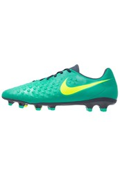 Nike Performance Magista Onda Ii Fg Football Boots Rio Teal Volt Obsidian Clear Jade Mint