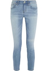Madewell The Skinny Skinny Mid Rise Jeans Blue