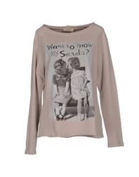 Just For You Sweatshirts Dove Grey