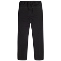 Our Legacy Relaxed Trouser Black Wool Linen