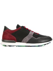 Tod's Running Sneakers Black