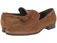 To Boot Faraday Sigaro Men's Slip On Shoes Brown