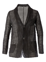 Avant Toi Sheer Jacket