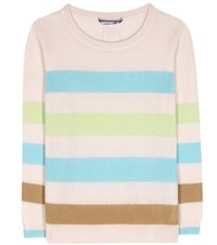 81 Hours Carena Striped Cashmere Sweater Multicoloured