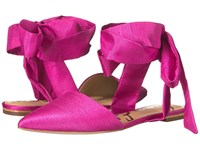 Sam Edelman Brandie Hot Pink Women's Dress Sandals