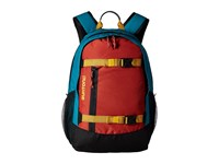 Burton Day Hiker Pack 25L Tandori Ripstop Day Pack Bags Red