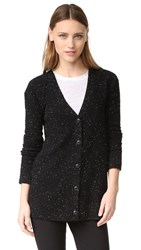 Rag And Bone Tamara Cashmere Cardigan Black