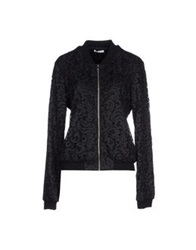 Frankie Morello Jackets Black