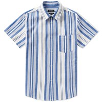 A.P.C. Short Sleeve Bryan Shirt Blue