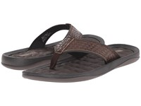 Kenneth Cole Reaction Go Four Th Brown Men's Sandals