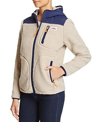 Penfield Carson Fleece Jacket Tan