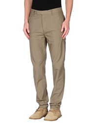 Messagerie Casual Pants Military Green