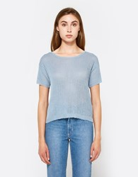Which We Want Adelia Top Blue