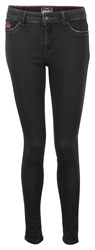 Superdry Standard Rise Jeggings Black