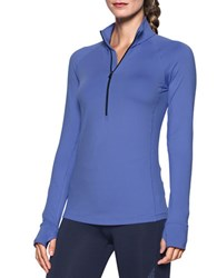 Under Armour Solid Long Sleeve Top Violet