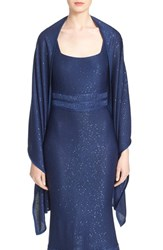 Women's St. John Collection Sequined Knit Wrap