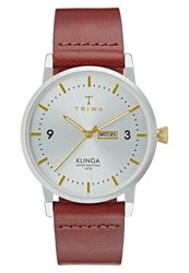 Triwa Gleam Klinga Watch Cognac Classic