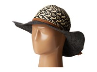 San Diego Hat Company Rbl4791 Mixed Paper Crown With Tassel Black Traditional Hats