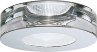 Fabbian Faretti Lei Stainless Steel Line Voltage Recessed Light Remodel Multicolor