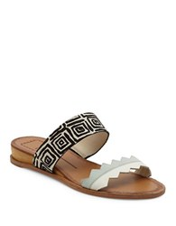 Dolce Vita Pacer Calf Hair Sandals Tribal