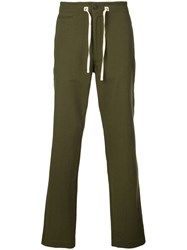 Freemans Sporting Club Ez Trousers Green