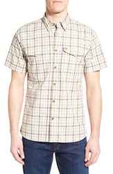Fjall Raven Men's Fj Llr Ven 'Ovik' Regular Fit Short Sleeve Sport Shirt
