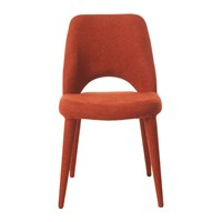 Pols Potten Holy Fabric Chair Rust