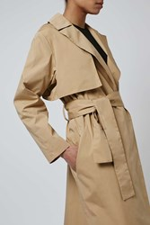 Lightweight Trench By Boutique Camel