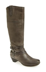 Women's Pikolinos 'Brujas' Riding Boot Dark Grey