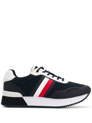 Tommy Hilfiger Mesh Panelled Running Sneakers 60
