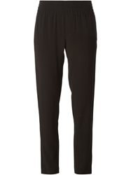 Zadig And Voltaire 'Parone Deluxe' Trousers Black