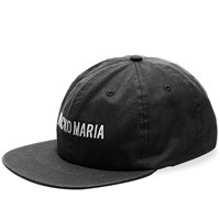 Wacko Maria 6 Panel Cap Black