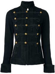 Denim And Supply Ralph Lauren Military Jacket Black