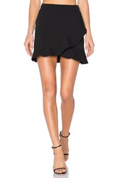 Lovers Friends Stellar Skirt Black