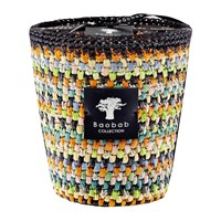 Baobab Raffia Scented Candle Limited Edition Maeva Multi