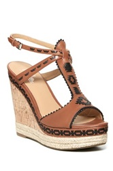 Belle By Sigerson Morrison Aivi Wedge Brown