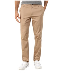 Huf Fulton Chino Slim Pants Khaki Men's Casual Pants