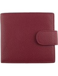 Dents Rfid Protection Leather Wallet Berry