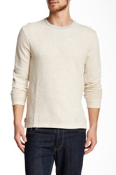 Jack Spade Terry Knit Tee Gray