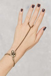 Nasty Gal Bud Out Rosette Hand Piece