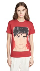 Coach 1941 Rob Lowe Tee Cherry
